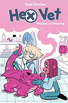 Hex Vet: Witches in Training