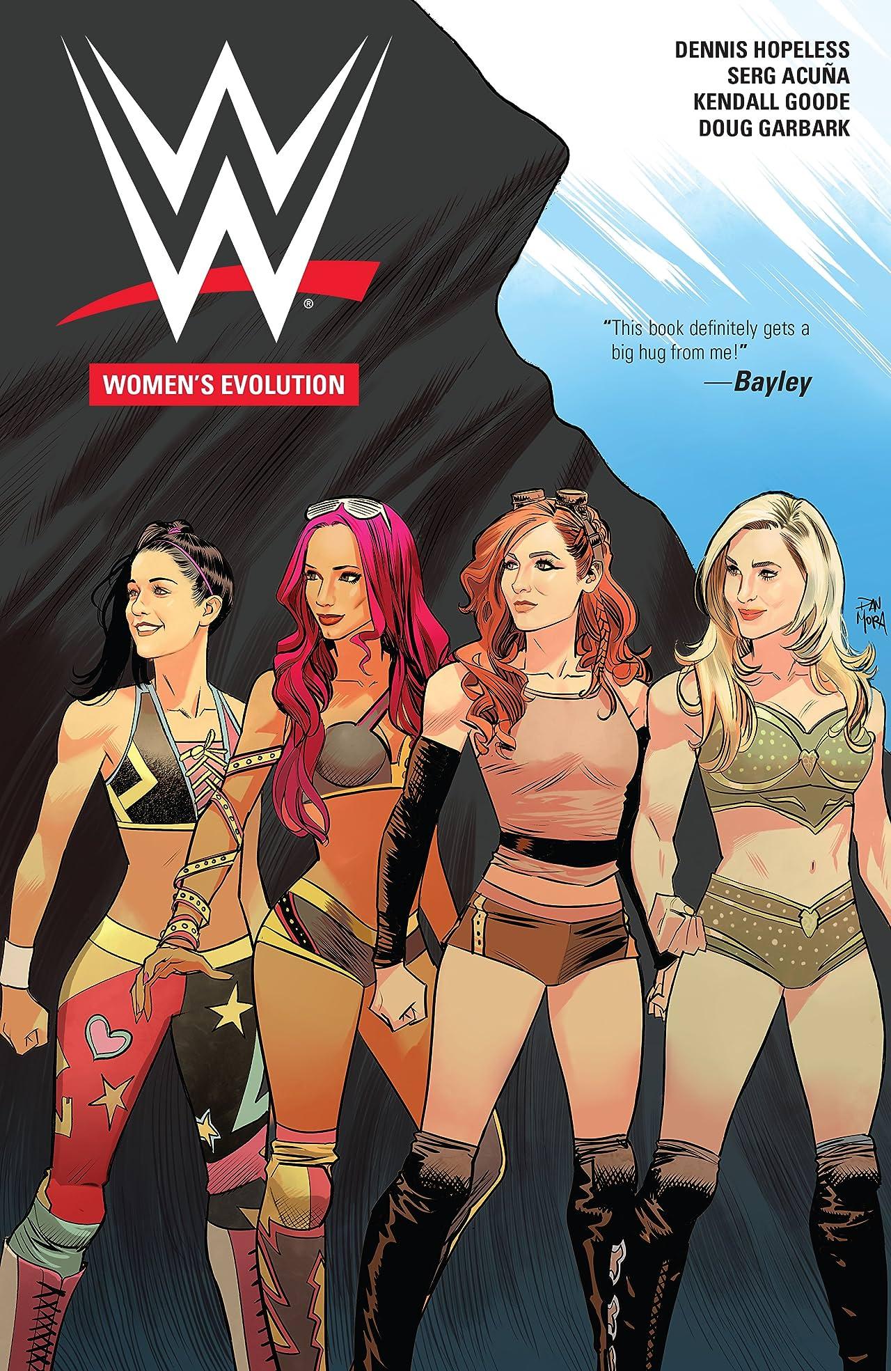 WWE Vol. 4: Women's Evolution