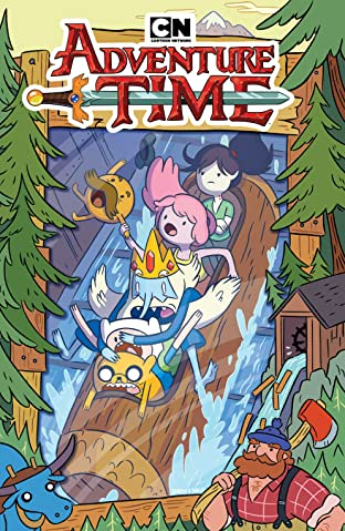 Adventure Time Tome 16