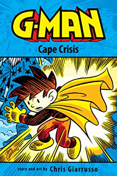G-Man Vol. 2: Cape Crises