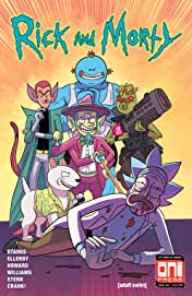 Rick and Morty #42