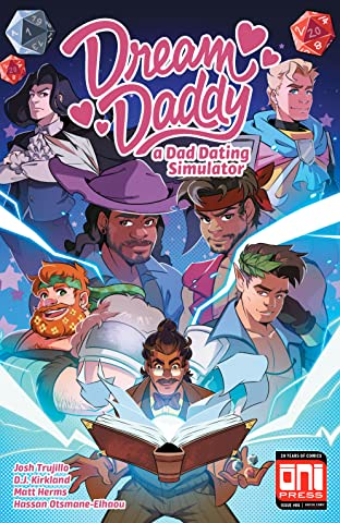 Dream Daddy No.5