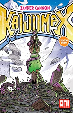 Kaijumax: Season Four #3