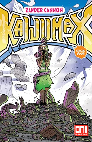 Kaijumax: Season Four No.3