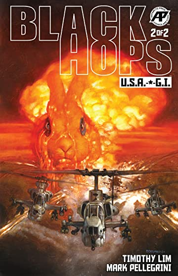 Black Hops: U.S.A-*-G.I. #2