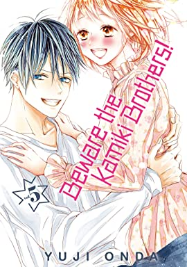 Beware the Kamiki Brothers! Vol. 5