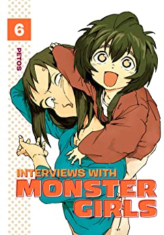 Interviews with Monster Girls Vol. 6