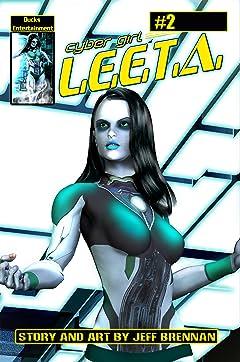 Cyber Girl L.E.E.T.A. #2