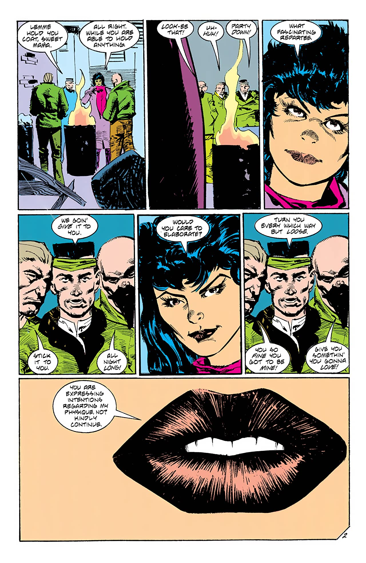 The Question (1986-2010) #28