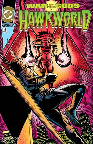 Hawkworld (1989-1993) #15