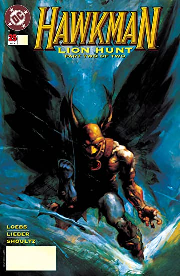 Hawkman (1993-1996) #25