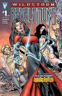 Wildstorm Revelations (2008) #1