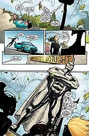 Wildstorm Revelations (2008) #3