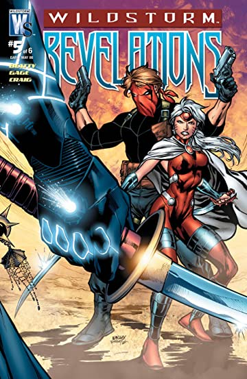 Wildstorm Revelations (2008) #5