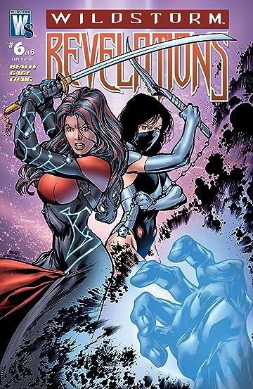 Wildstorm Revelations (2008) #6