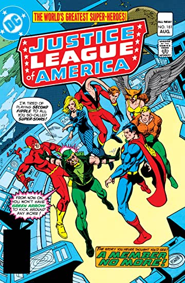 Justice League of America (1960-1987) #181