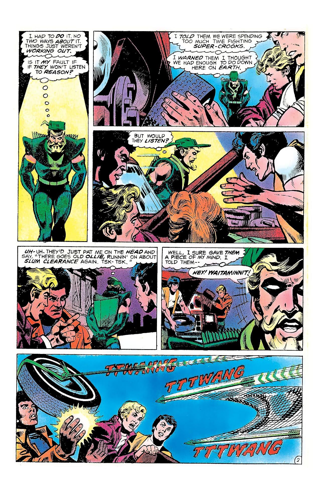 Justice League of America (1960-1987) #182