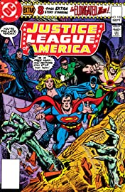 Justice League of America (1960-1987) #182