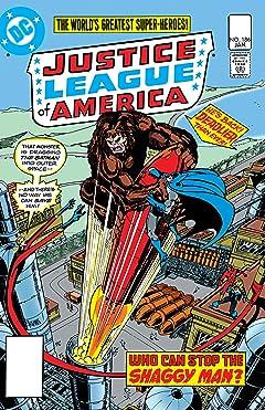 Justice League of America (1960-1987) #186