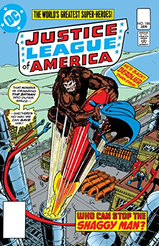 Justice League of America (1960-1987) #186