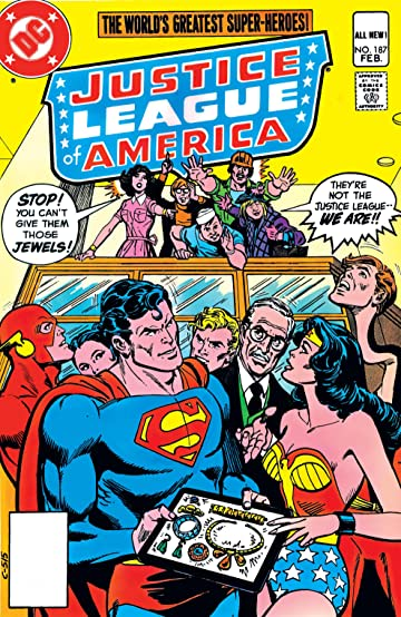 Justice League of America (1960-1987) #187
