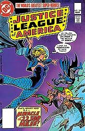 Justice League of America (1960-1987) #188