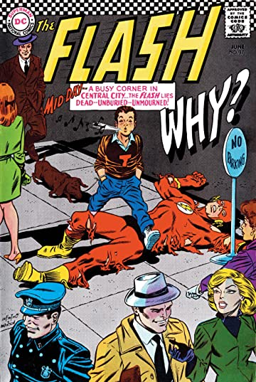 The Flash (1959-1985) #171