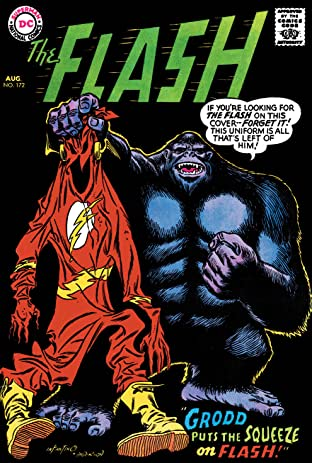 The Flash (1959-1985) #172