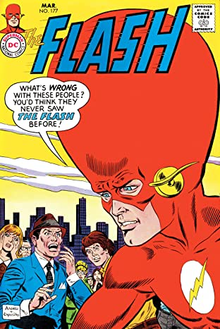 The Flash (1959-1985) #177