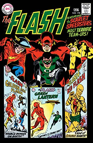 The Flash (1959-1985) #178