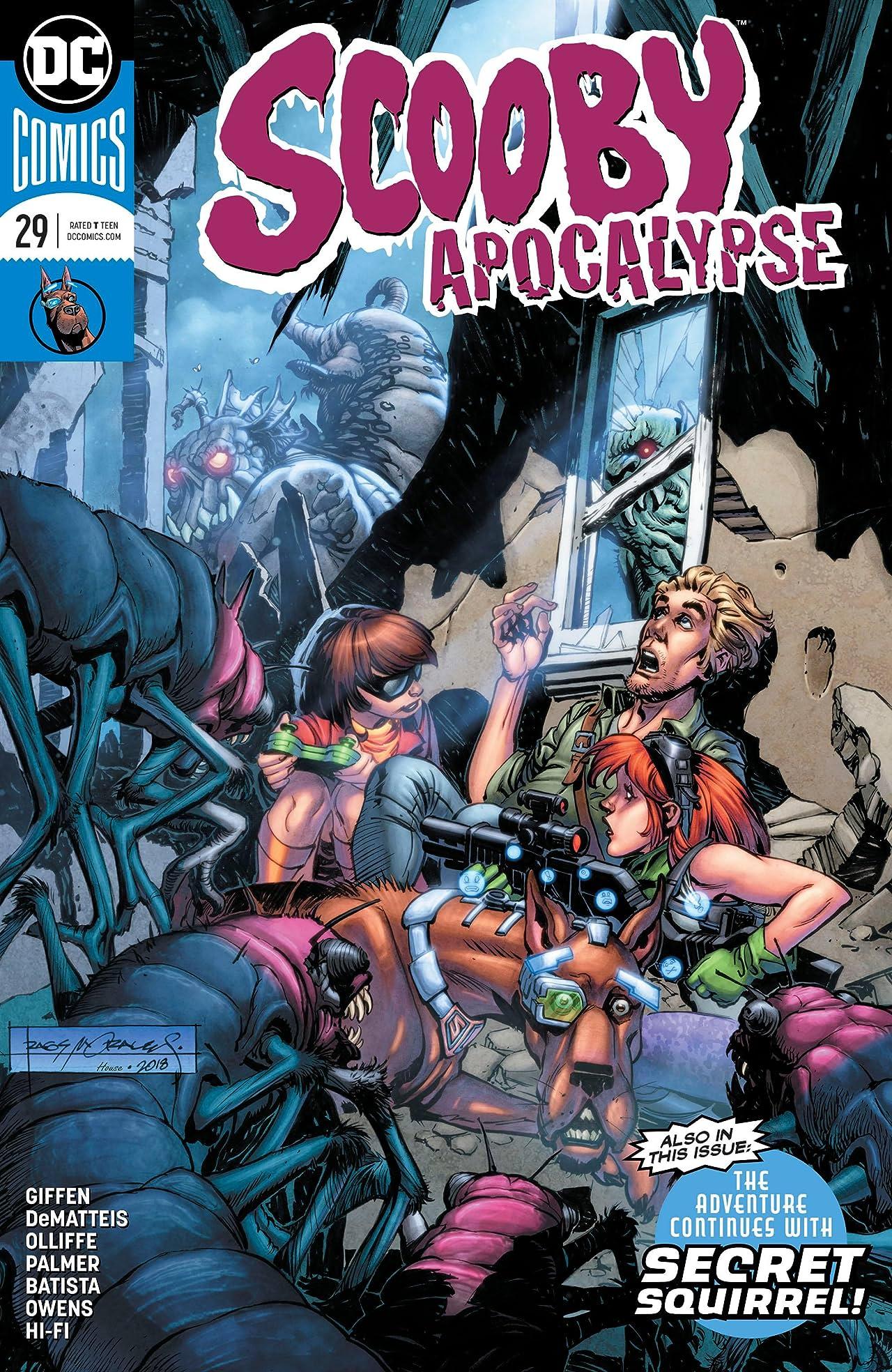 Scooby Apocalypse (2016-) #29