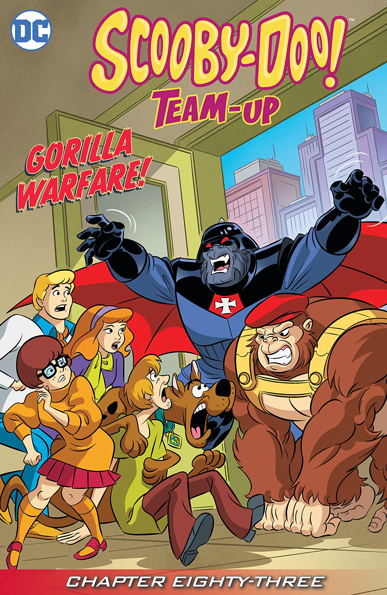 Scooby-Doo Team-Up (2013-) #83