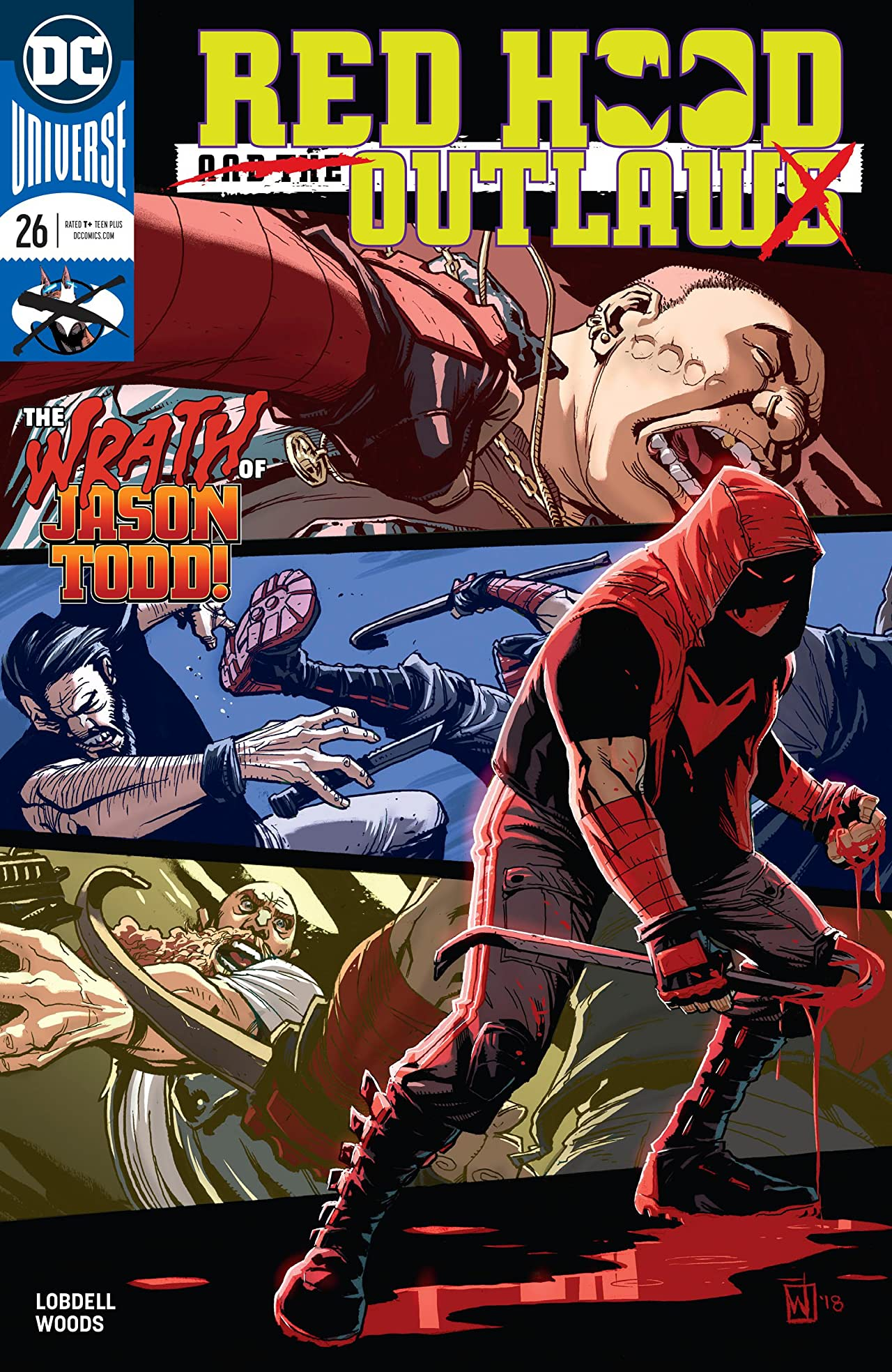 Red Hood and the Outlaws (2016-) No.26