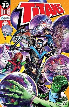 Titans (2016-2019) #25