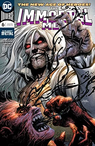 The Immortal Men (2017-) #6