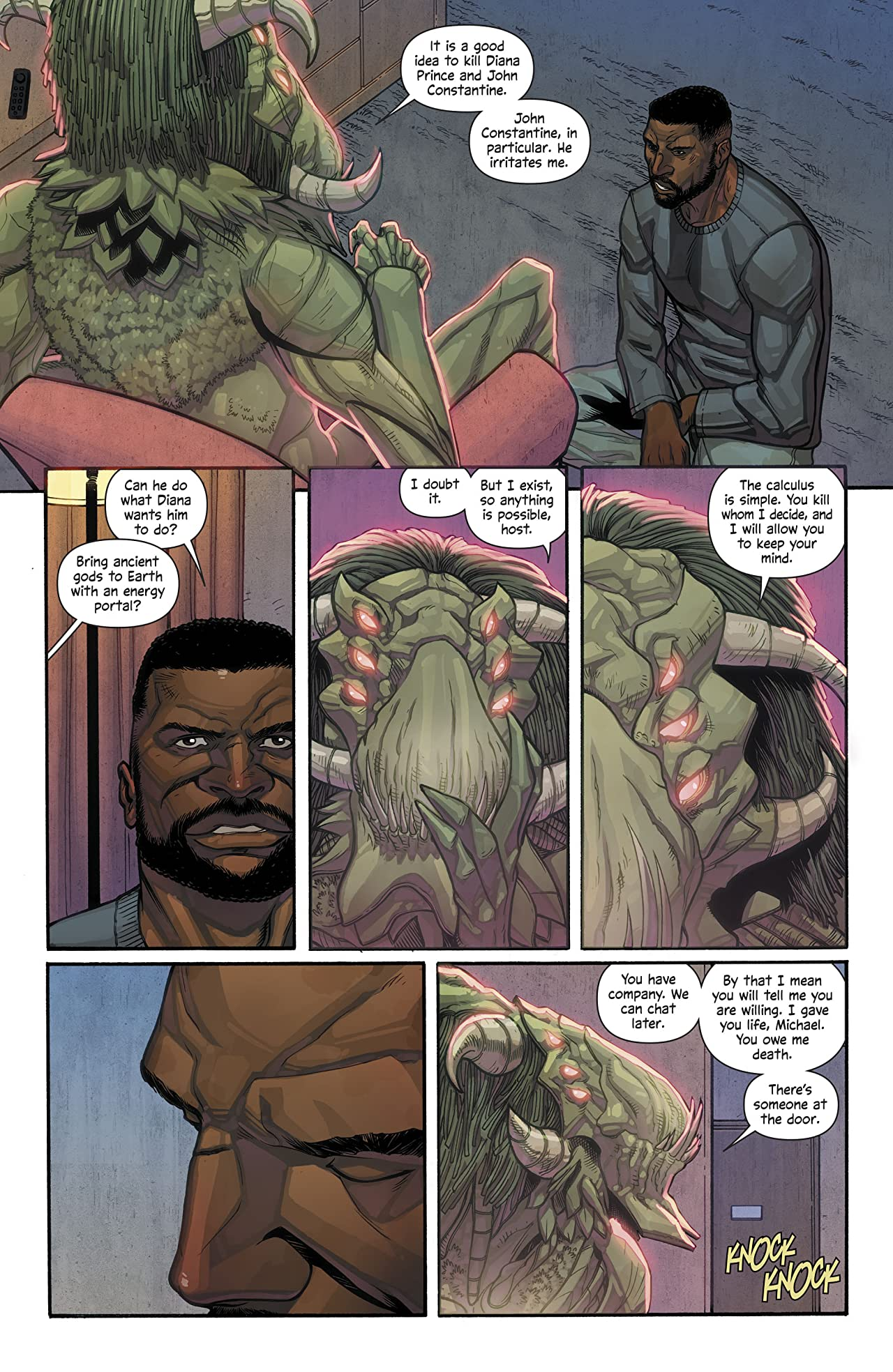 The Wild Storm: Michael Cray (2017-) #11