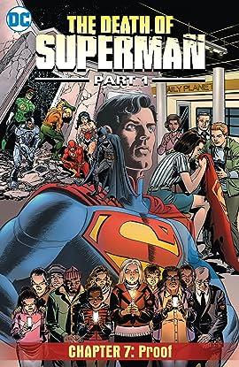 Death of Superman, Part 1 (2018) #7
