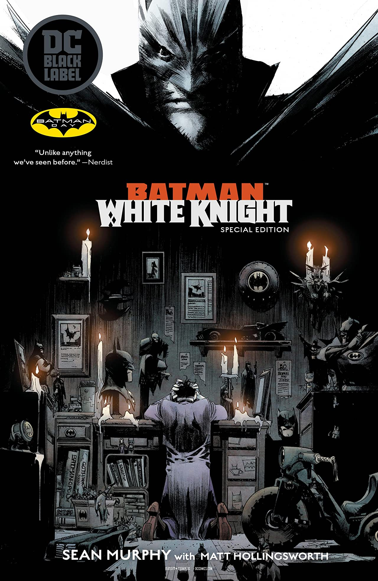 Batman: White Knight (2017-) Batman Day 2018 No.1