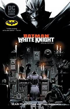 Batman: White Knight (2017-) Batman Day 2018 #1