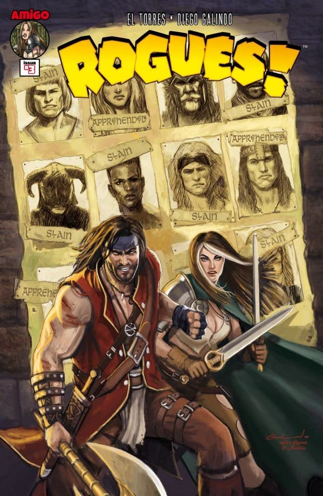 Rogues! #3