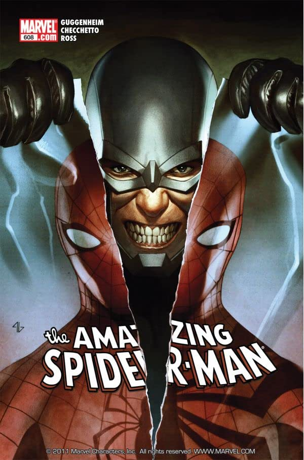 Amazing Spider-Man (1999-2013) #608