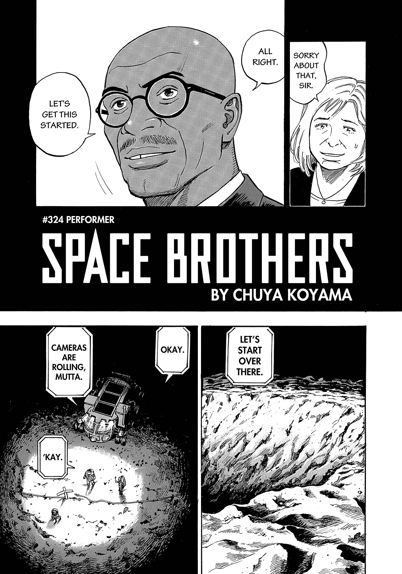 Space Brothers #324