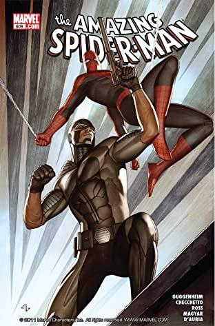 Amazing Spider-Man (1999-2013) #609