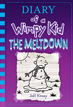 Diary Of A Wimpy Kid Tome 13: The Meltdown