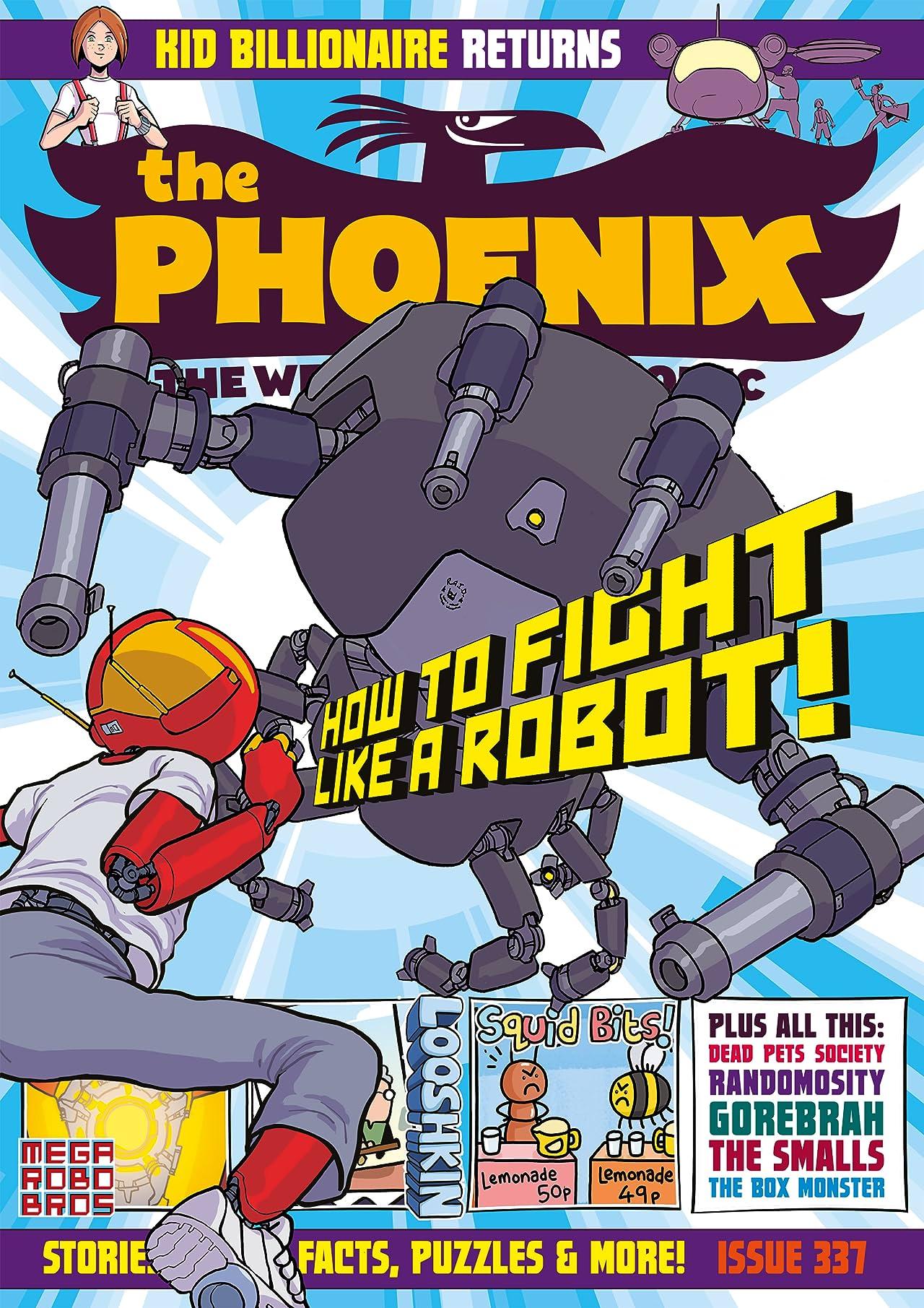The Phoenix #337 & 338