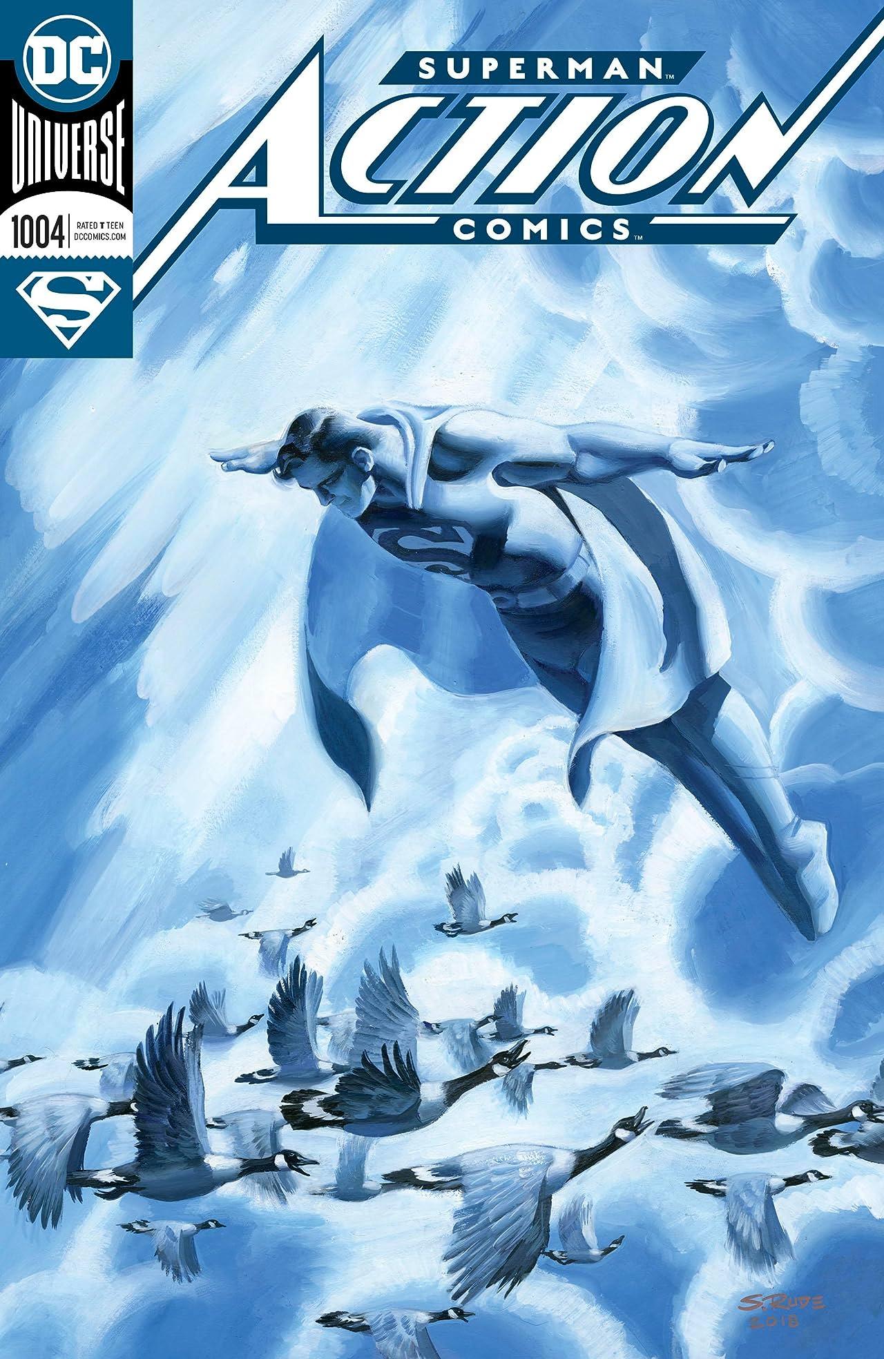 Action Comics (2016-) #1004