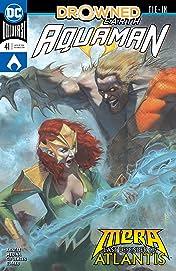 Aquaman (2016-) #41