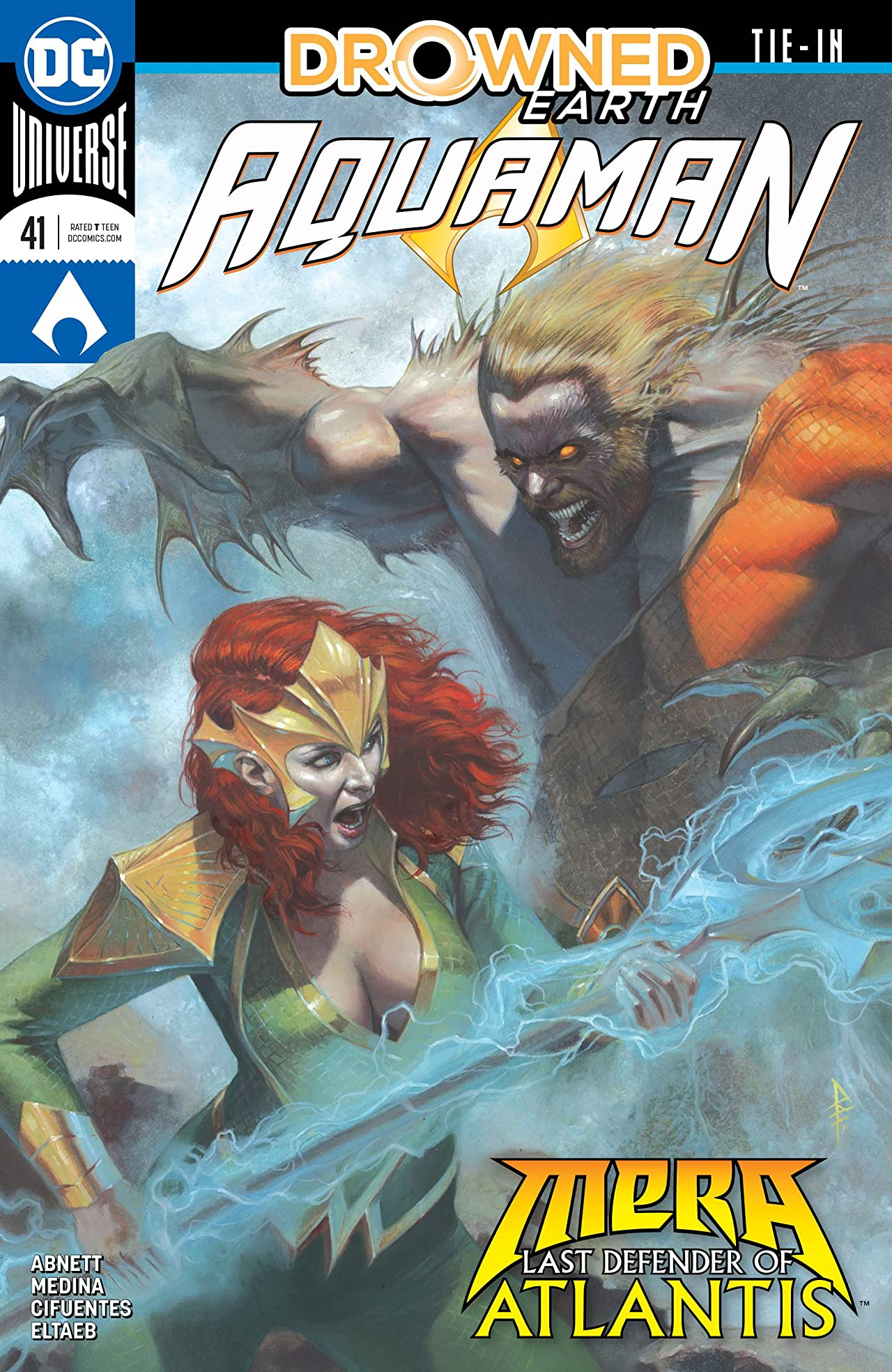Aquaman (2016-) No.41