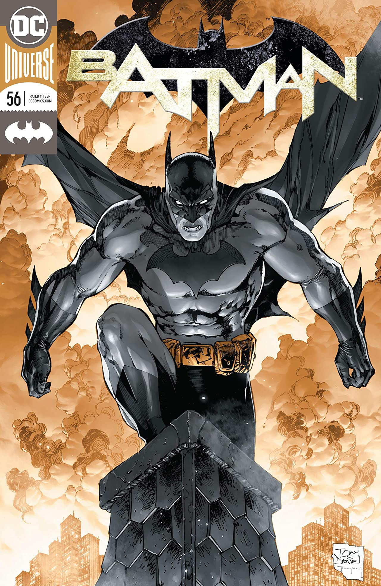 Batman (2016-) No.56
