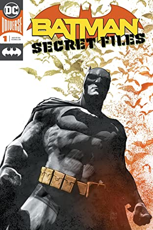 Batman Secret Files (2018) No.1
